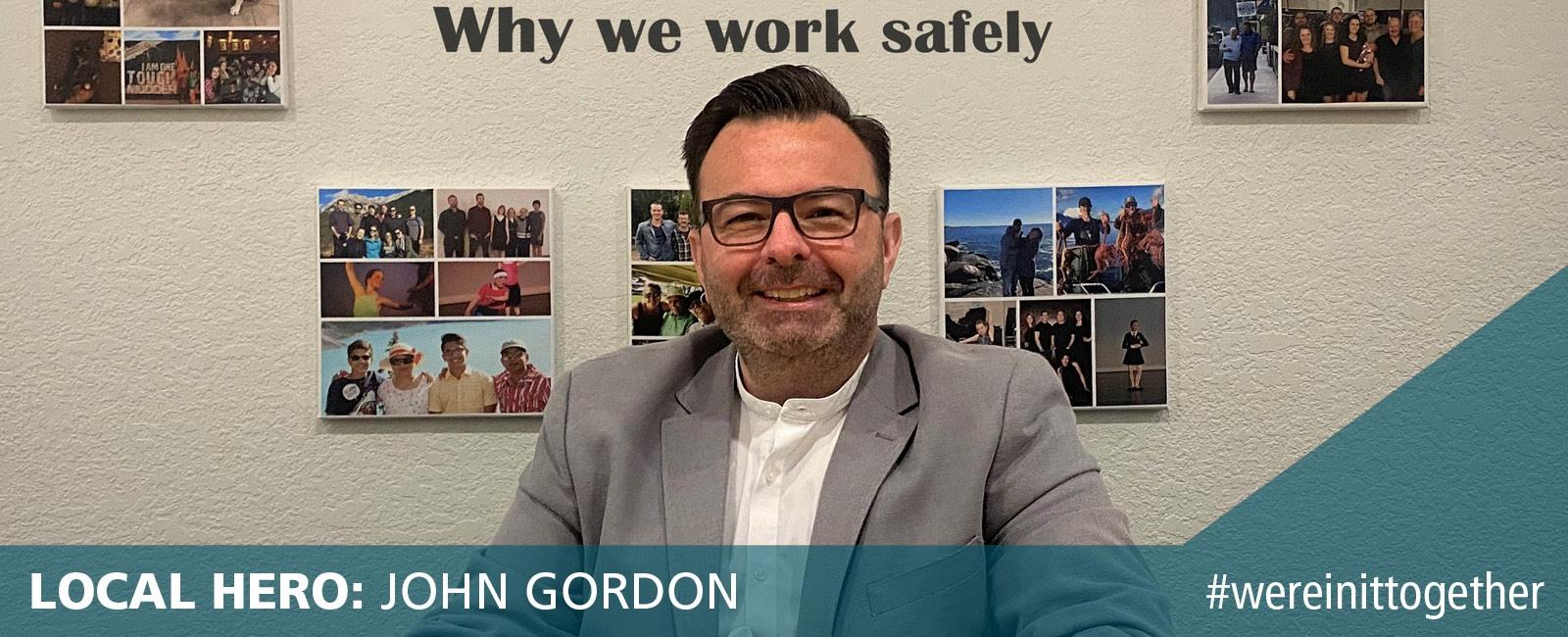 Local Hero: John Gordon, CEO of Servco Canada Group