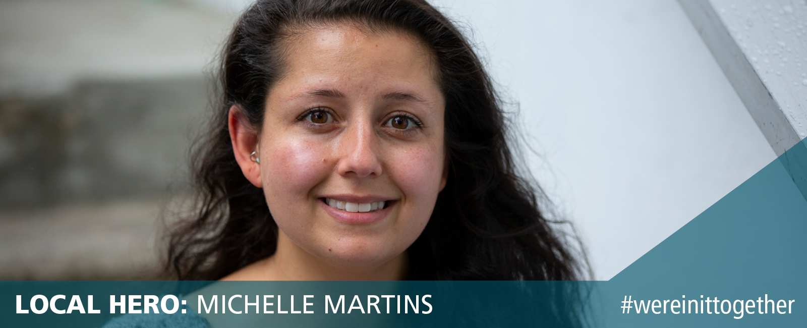Michelle Martins, Director of Services at Tamitik Status of Women