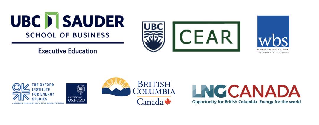 logos of presenting sponsors